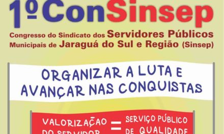Participe do 1º Congresso do Sinsep